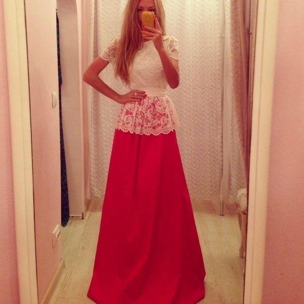 Кружевное Вечернее Платье Купить В Москве